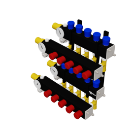 Therminon Composite unit model Industry 4 bars
