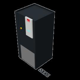 STULZ CyberAir 3PRO DX: Upflow ACW Dual Fluid 1-circuit