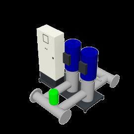 DP-Pumps HU2 Utility Line DPVF125 F