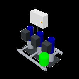 Duijvelaar Pompen HU3 Base Line DPV SVP
