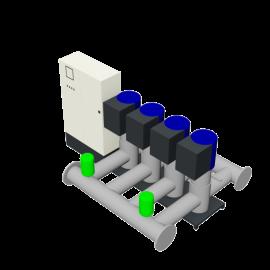 DP-Pumps HU4 Utility Line DPVF125 SVP