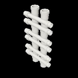 Valsir Pexal EASY 3-way modular dual distributon manifold