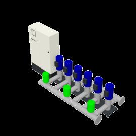 DP-Pumps HU6 Utility Line DPVF25 VC Cabinet D