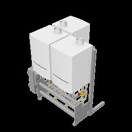 De Dietrich Thermique Export - Cascade 3x Evodens Pro-45-115 - Double sided