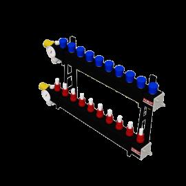 Robot Vloerverwarming B.V. LTC composite manifold