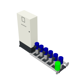Duijvelaar Pompen HU6 Utility Line DPV6-10-15 VC