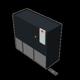 STULZ CyberAir 3PRO DX: Upflow Hybrid GES 2-circuit