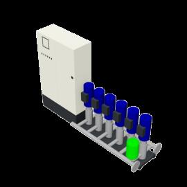 DP-Pumps HU6 Utility Line DPV6-15 VC Cabinet D