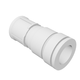 Henco Straight Female Adaptor for Manifold VDSK