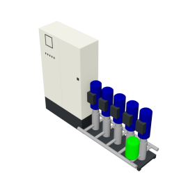 Duijvelaar Pompen HU5 Utility Line DPV2-4 VC Cabinet D