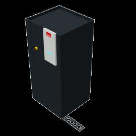 STULZ CyberAir 3PRO DX: Downflow Hybrid GE 2-circuit
