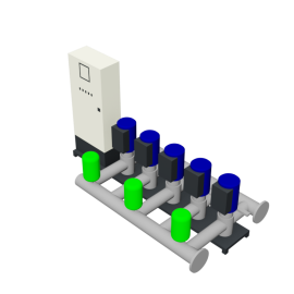 Duijvelaar Pompen HU5 Utility Line DPVF25 SVP