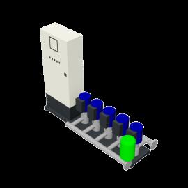 DP-Pumps HU5 Utility Line DPV6-10-15 SVP