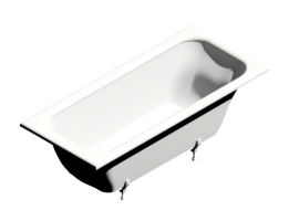 Bette Bette classic bath 1700x750