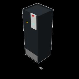 STULZ CyberAir 3PRO DX: Raised Floor AS 1-circuit
