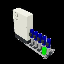 DP-Pumps HU5 Utility Line DPV6-15 VC Cabinet D