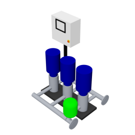 DP-Pumps HU3 Premium Line DPV F