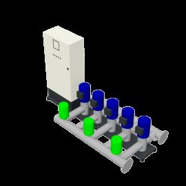 Duijvelaar Pompen HU5 Utility Line DPVF25 VC