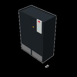 STULZ CyberAir 3PRO DX: Raised Floor AS 2-circuit