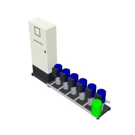 DP-Pumps HU6 Utility Line DPV2-6 SVP