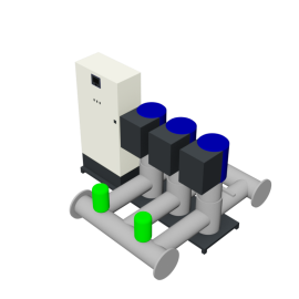 DP-Pumps HU3 Utility Line DPVF125 SVP
