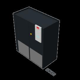 STULZ CyberAir 3PRO DX: Upflow G 2-circuit