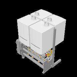 De Dietrich Thermique Export - Cascade 4x Evodens Pro-45-115 - Double sided