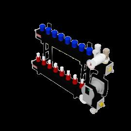 Robot Vloerverwarming B.V. LTVC composite manifold