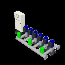DP-Pumps HU6 Utility Line DPVF25 SVP