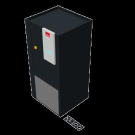 STULZ CyberAir 3PRO DX: Upflow A 1-circuit