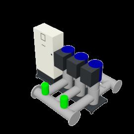 Duijvelaar Pompen HU3 Utility Line DPVF125 SVP