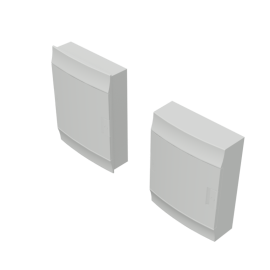 ABB MISTRAL41 Multimedia for flush, hollow wall and wall mounting