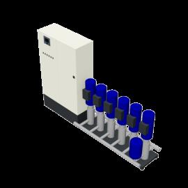 DP-Pumps HU6 Utility Line DPV2-4 VC Cabinet D
