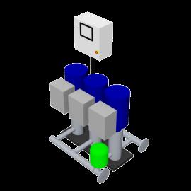 DP-Pumps HU3 Premium Line DPV SVP