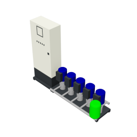 DP-Pumps HU5 Utility Line DPV2-4 SVP