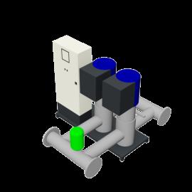 Duijvelaar Pompen HU2 Utility Line DPVF125 SVP