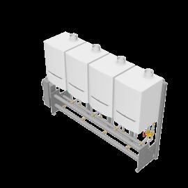De Dietrich Thermique Export - Cascade 4x Evodens Pro-45-115 - Freestanding