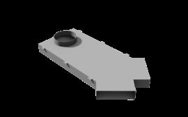 Ventiline Ventichape Y-collector VCBC5371