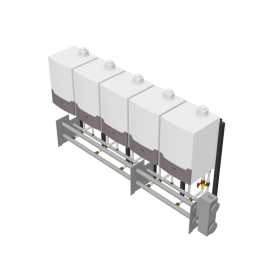 Remeha Quinta Ace 45-65-90-115 Cascade Line/ Rahmen 5 Geräte