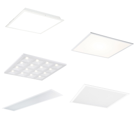 Sylvania Led Panels include Quadro + Lytepanel