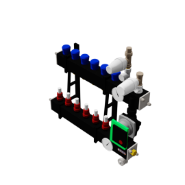 Henco Underfloor Manifold UFH-CDT1