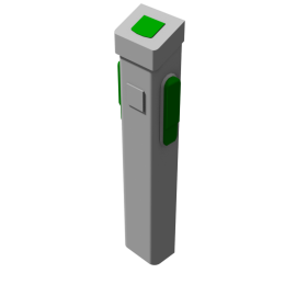 Unspecified Electrical charging station free standing