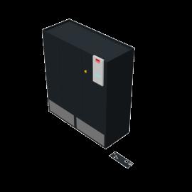 STULZ CyberAir 3PRO DX: Raised Floor ASCW Dual Fluid 2-circuit