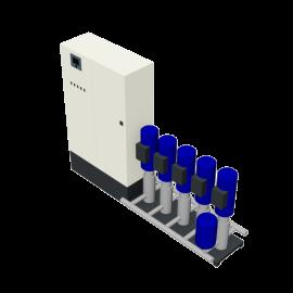 DP-Pumps HU5 Utility Line DPV2-4 VC Cabinet D