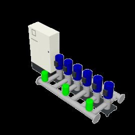 Duijvelaar Pompen HU6 Utility Line DPVF40-60-85 VC Cabinet D