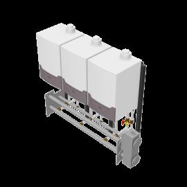 Remeha Quinta Ace 45-65-90-115 Cascade Line/ Rahmen 3 Geräte