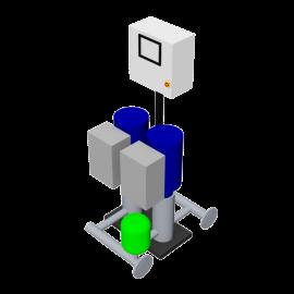 DP-Pumps HU2 Premium Line DPV SVP