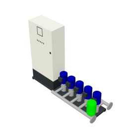 Duijvelaar Pompen HU5 Utility Line DPV6-10-15 VC