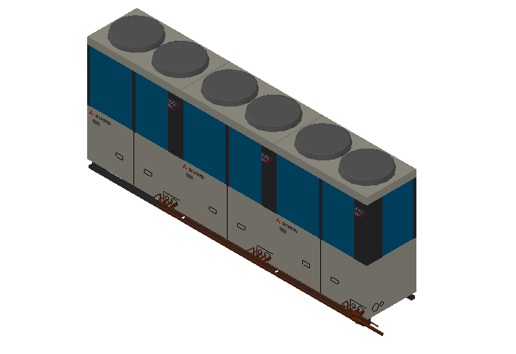 HC_Heat Pump_MEPcontent_Mitsubishi Heavy Industries_VRF_FDC950KXZRXE2_INT-EN.dwg