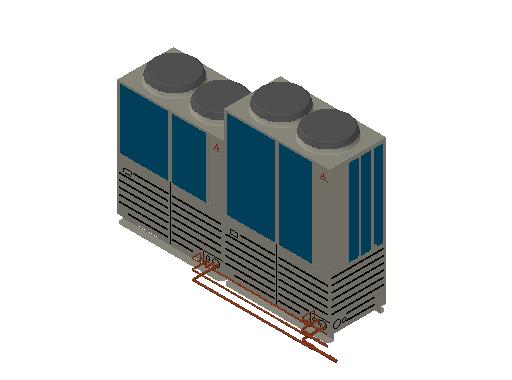 HC_Heat Pump_MEPcontent_Mitsubishi Heavy Industries_VRF_FDC735KXZRE1_INT-EN.dwg